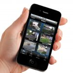 Security video smartphone app