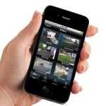 Security video smartphone app