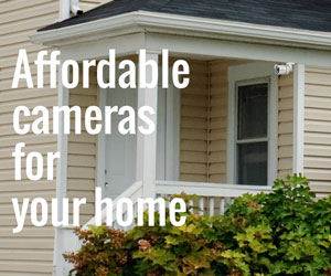 Affordable home security cameras  for any need.