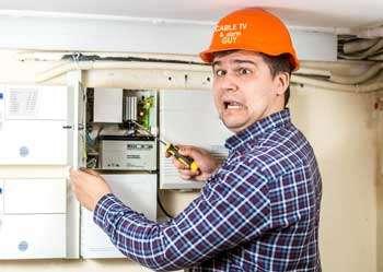Cable TV Technician (also alarms)