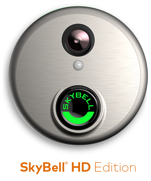 Alarm.com Skybell Doorbell from US Alert Security